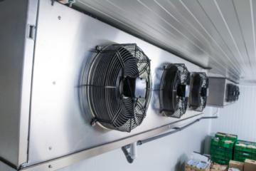 Вентиляторы Hidria для холодильных установок