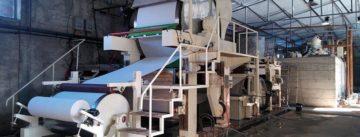 Как осуществляется переработка макулатуры?