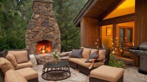Выбор современного камина для частного дома