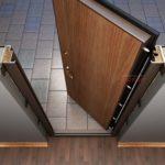 Классификация и комплектация металлических дверей