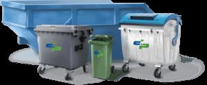 Как выбрать контейнеры для вывоза мусора