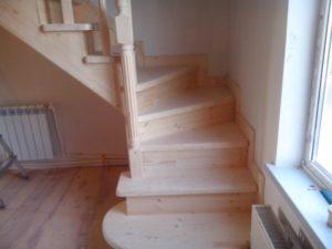Как сделать лестницу в частном доме: этапы работ