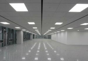 Виды светодиодных светильников для офисов и уличного освещения