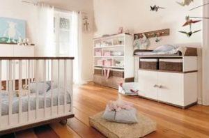 Какая детская мебель должна быть в комнате новорожденного?