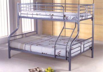 Советы по выбору двухъярусной кровати для взрослых