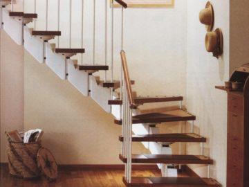 Где лучше устанавливать модульную лестницу?