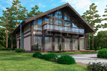 Особенности проектирования небольших частных домов