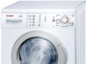 Особенности поломок и ремонта стиральных машин Бош