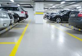 Наливные полы для паркинга — особенности