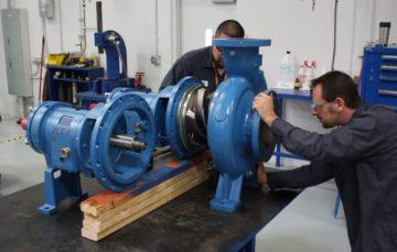 Какие запчасти могут понадобиться при ремонте насосного оборудования