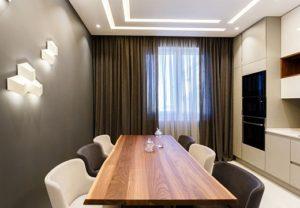 Преимущества дизайнерской отделки квартиры под ключ