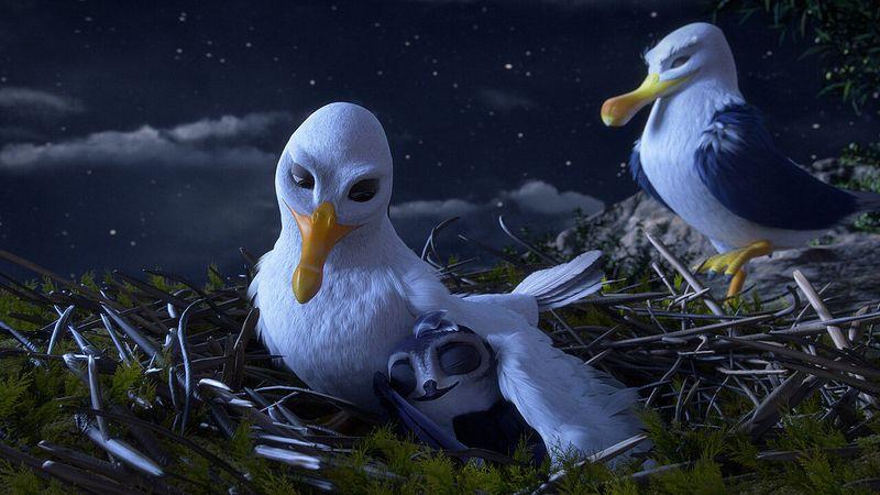 Дима Билан и Полина Гагарина озвучили роли в анимационном фильме «Птичий дозор»
