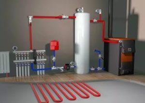 Как сделать монтаж системы отопления самому