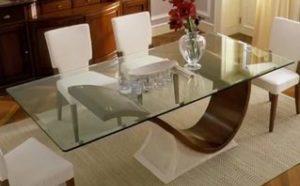 Выбираем стол из стекла