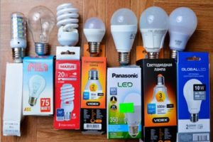Светодиодные светильники: преимущества