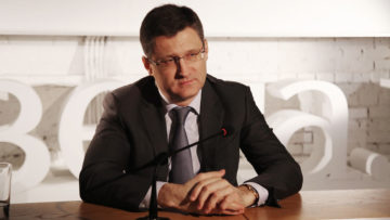 Новак объяснил суть предложения РФ по мировой «Газпрома» и «Нафтогаза»