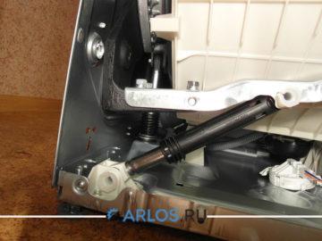 Как заменить амортизаторы на стиральной машине. Руководство пользователя.