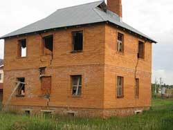 Строительство загородных домов своими руками: ошибки и недочеты