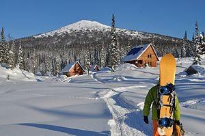Куда съездить отдохнуть зимой