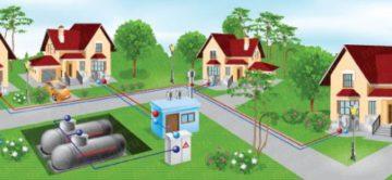 Преимущества автономной газификации под ключ