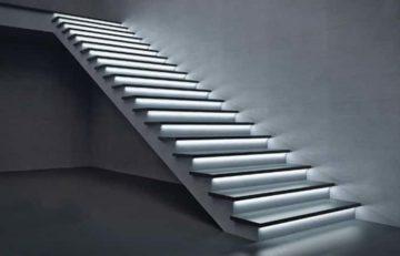 Железобетонные лестницы: этапы возведения, инструкция