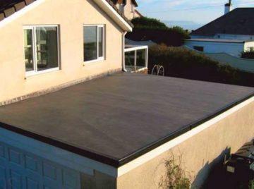 Плоская крыша в частном доме: преимущества и недостатки, устройство и материалы