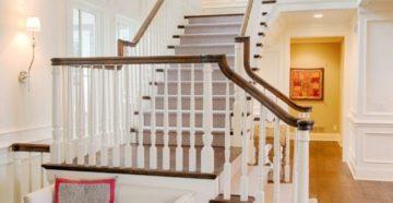 Забежные лестницы из металла — изготовление и монтаж