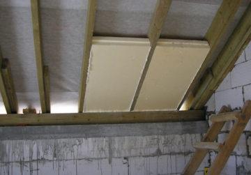 Как и чем утеплить крышу гаража снаружи и изнутри — популярные способы