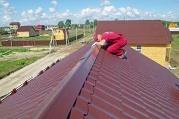 Конек крыши своими руками: как сделать и закрепить, устройство и самостоятельная установка