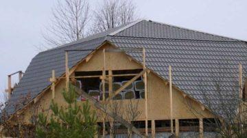 Крыша Судейкина — фото, чертежи  и расчет проекта для дома своими руками