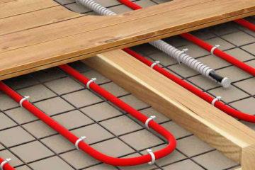 Теплый пол под мебелью — условия при которых это возможно, укладка пола