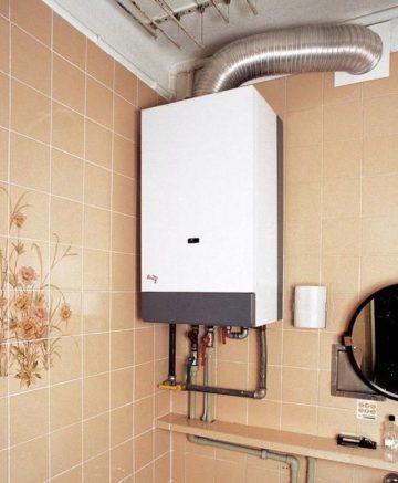Как выбрать и установить газовую колонку для квартиры своими руками