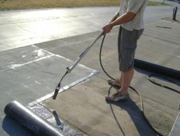 Как покрыть крышу гаража рубероидом своими руками: инструкция