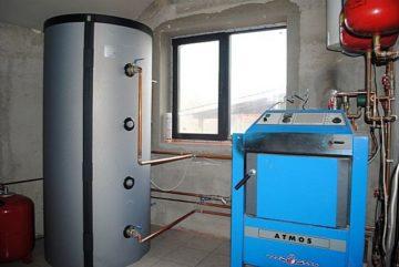 Буферная емкость для твердотопливного котла и системы отопления: предназначение