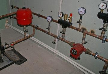 Принцип работы частотных насосов в системе отопления
