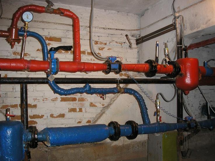 Элеваторы теплового узла транспортер 2003 год