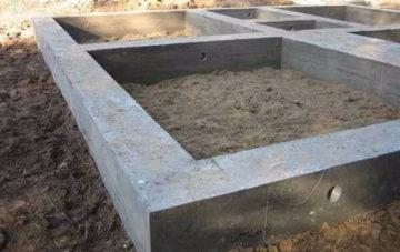 Какая марка бетона нужна для фундамента частного дома