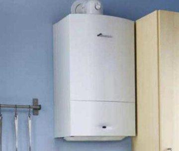 Почему гудит газовый котел при работе, нагревании?