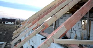 Стропильная ферма для крыши: преимущества и недостатки, материалы для строительства пролёта и расчёты