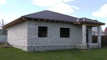 Вальмовая крыша своими руками, чертежи и фото