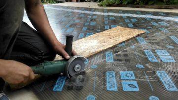 Чем резать поликарбонат в домашних условиях — правильная резка монолитного и сотового материала