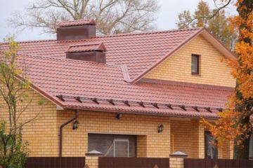 Виды кровли для крыши частного дома: обзор популярных материалов