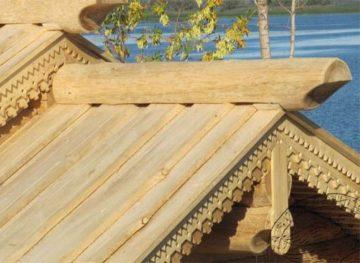 Тесовая крыша — строим кровлю старым дедовским способом