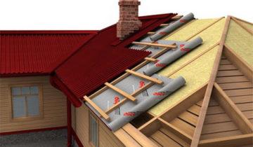 Как правильно утеплить крышу дома: обзор технологии утепления кровли