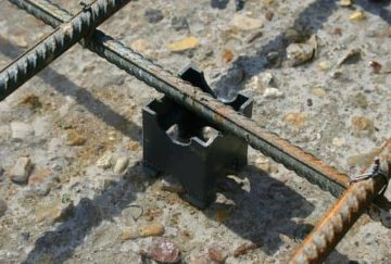 Защитный слой бетона для арматуры: нормативная толщина, способы восстановления