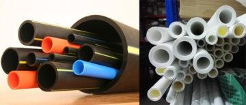 Трубы для систем отопления: выбор материала