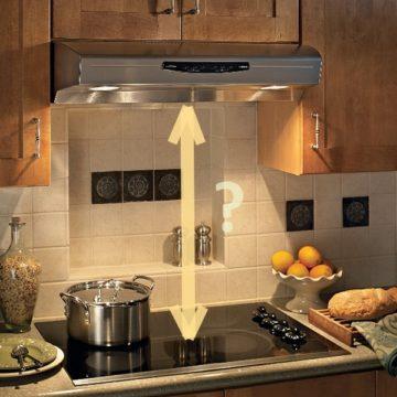 Вытяжка для газовой плиты: виды, правила выбора и установка
