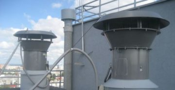 Системы дымоудаления и подпора воздуха: устройство и принцип работы