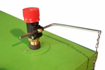 Регулятор тяги для твердотопливных котлов: как выбрать механическое устройство, управляющее заслонкой котлоагрегата, принцип его работы, лучшие модели