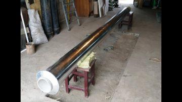 Чем утеплить асбестовую трубу дымохода и другие конструкции